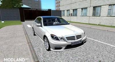 Mercedes-Benz E63 AMG [1.5.0], 1 photo